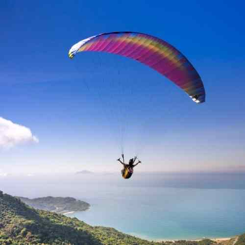 Parachute experiment for kids